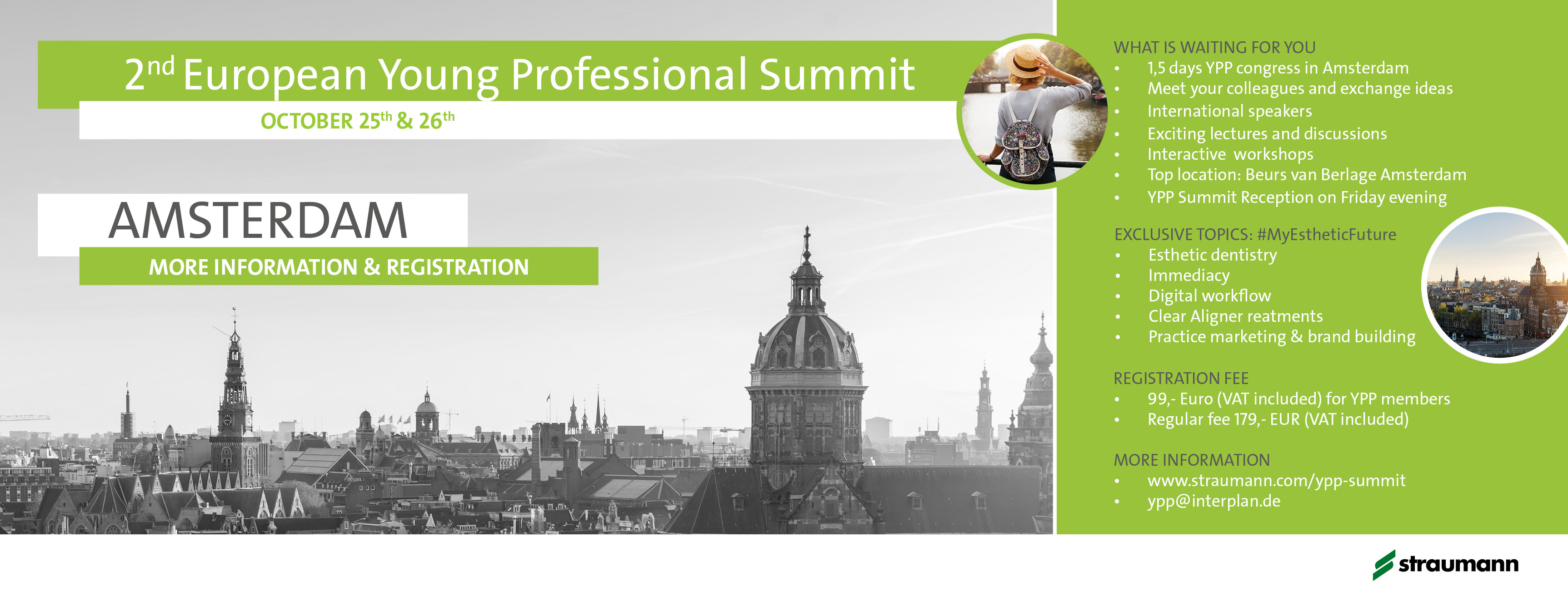2nd European Young Professional Summit